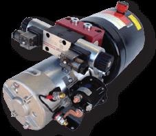 Hydraulic Power Units For Transport