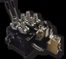 Hydraulic Custom Control Valves